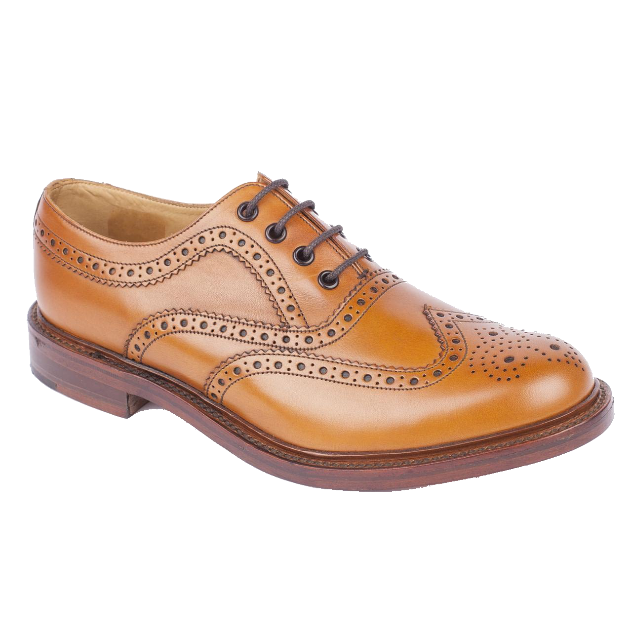 Броги Loake Ashby Heavy Country Tan Calf
