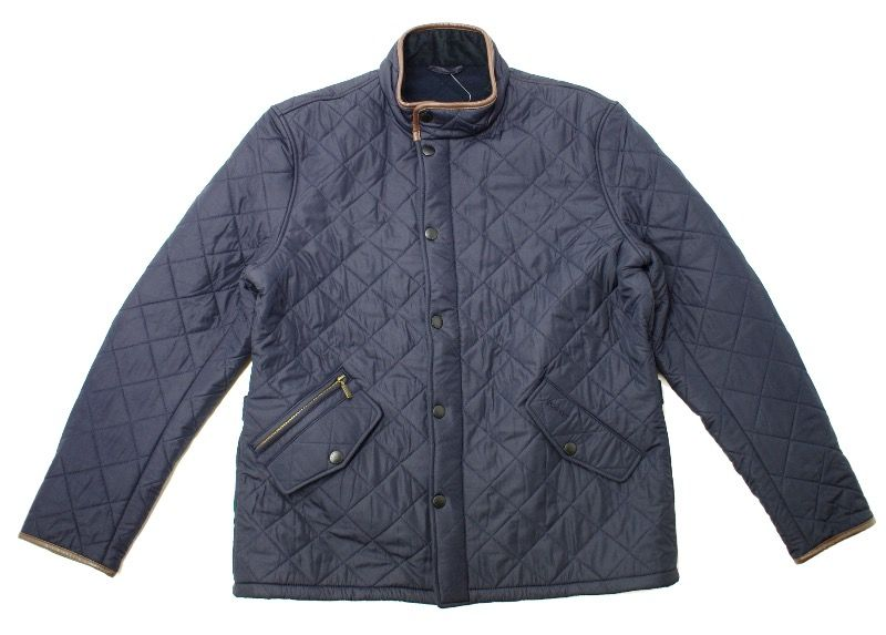 Куртка Barbour Powell Quilted Navy
