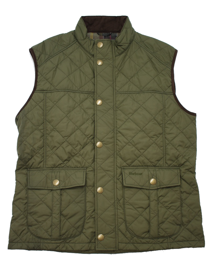 Жилет Barbour Explorer Olive
