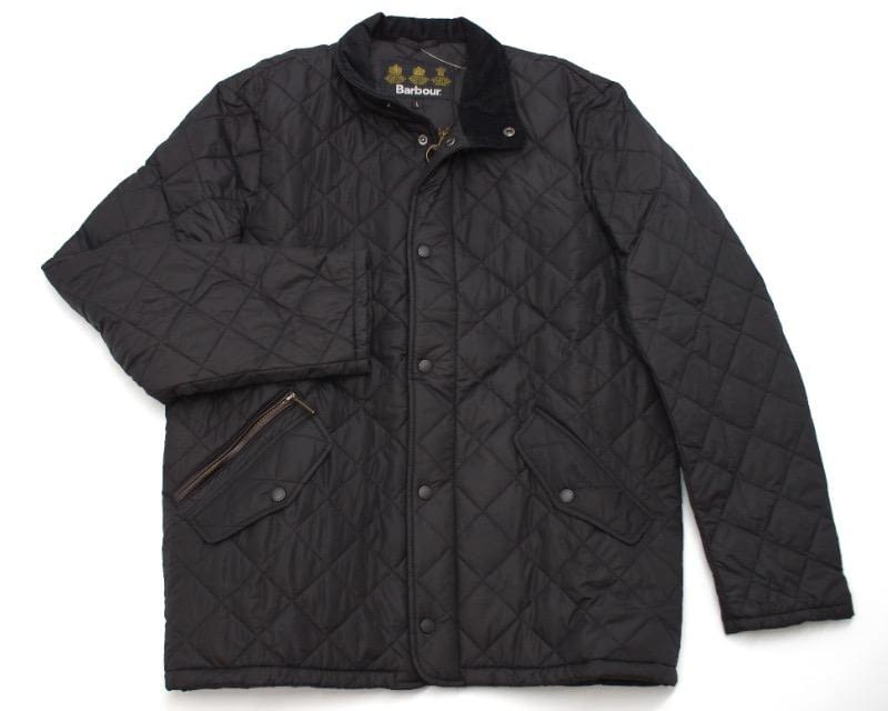 Куртка Barbour Chelsea Sportquilt Black