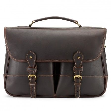 Сумка Tusting Leather Satchel Sundance Floodlight