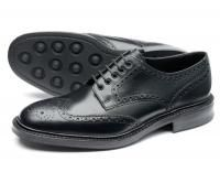 Броги Loake Chester Black