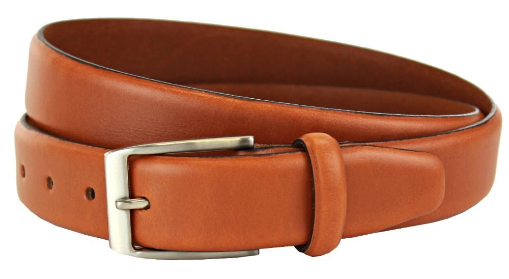 Ремень The British Belt Company Langham Tan
