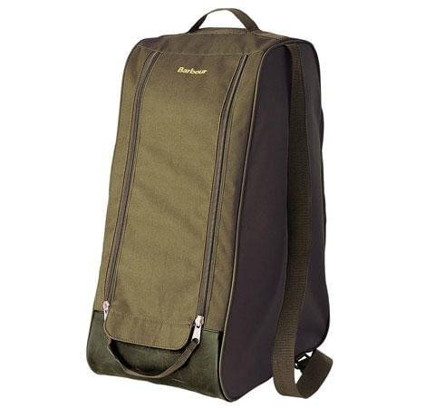 Сумка для сапогов Barbour Wellington Boot Bag Olive