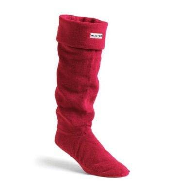 Носки Hunter Unisex Welly Red