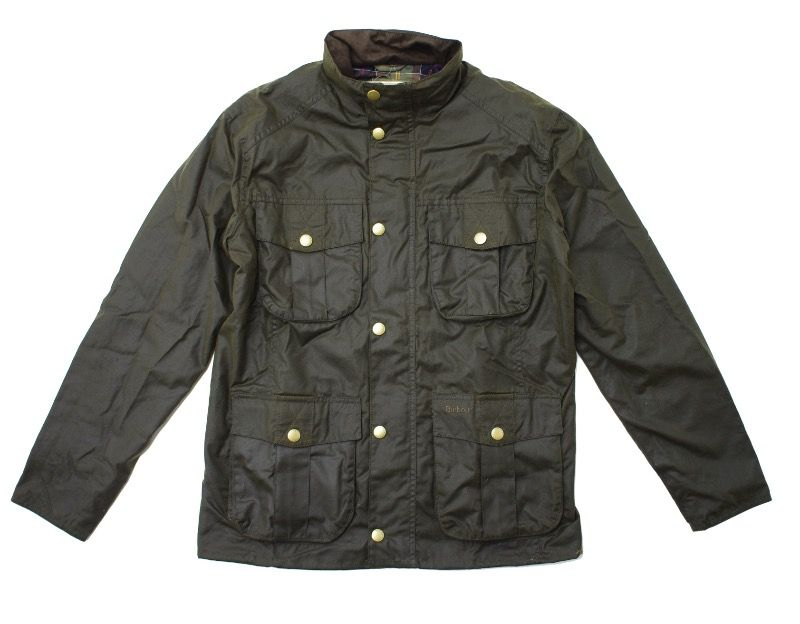 Куртка Barbour Men's New Utility Waxed Olive