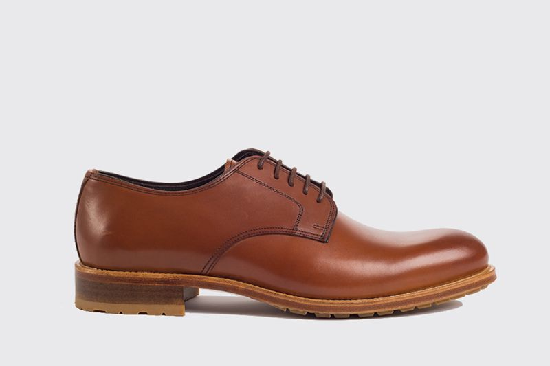 Туфли John White Blenheim Calf Tan