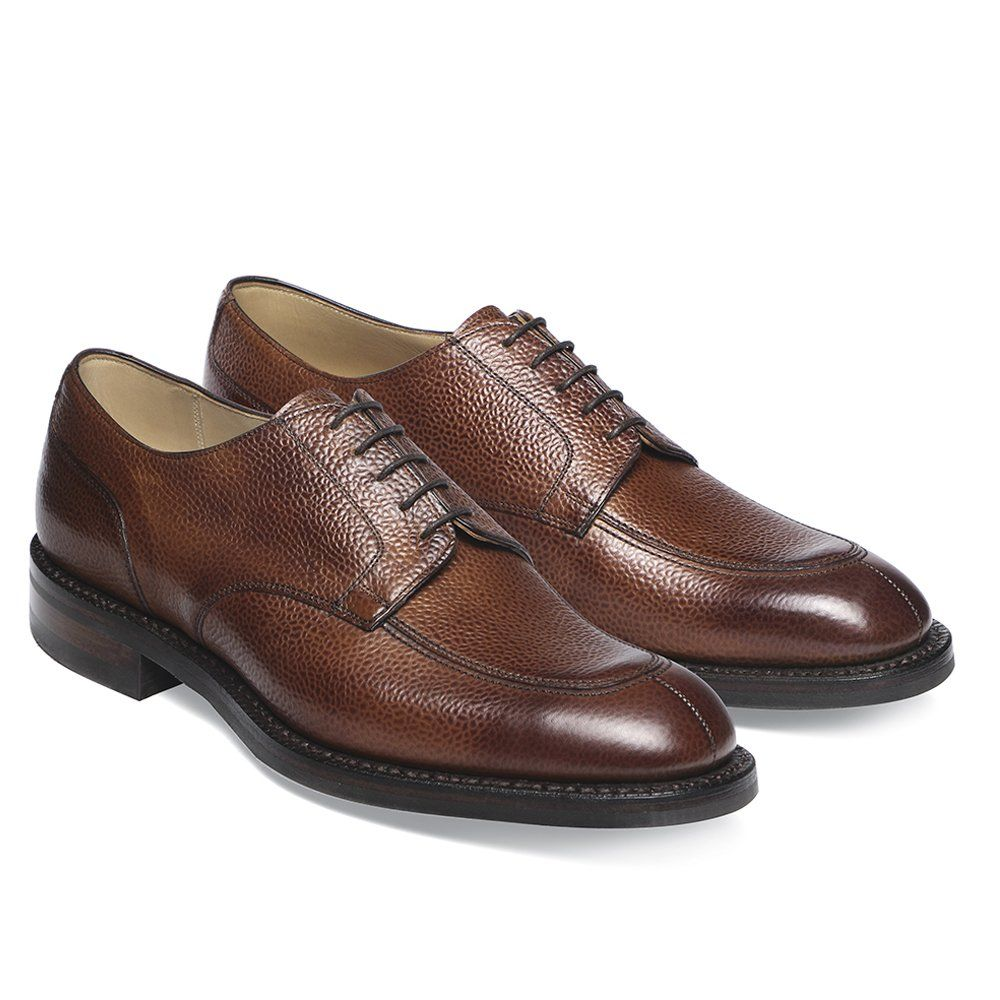 Туфли Дерби Joseph Cheaney Chiswick R Mahogany Grain Leather