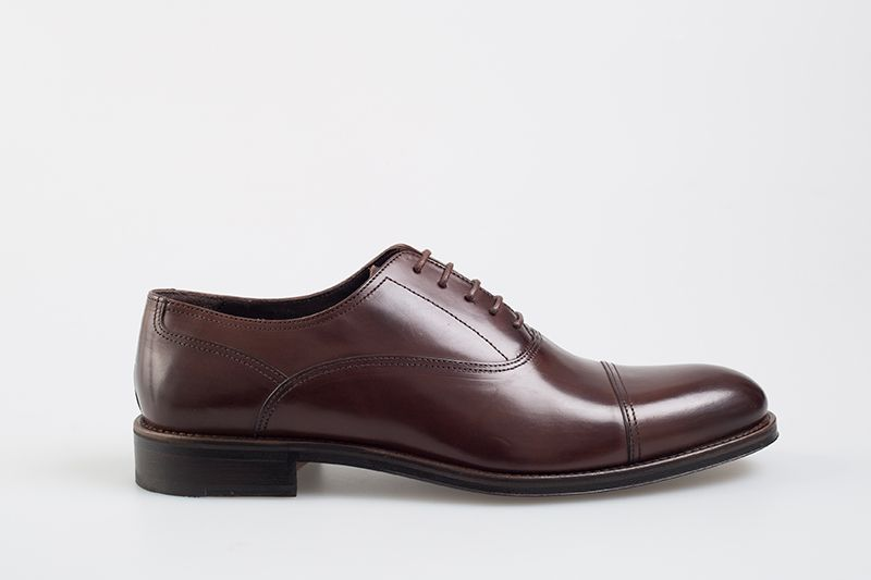 Туфли John White Kingsway Oxford Brown