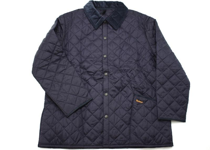 Куртка Barbour Liddesdale Quilted Navy