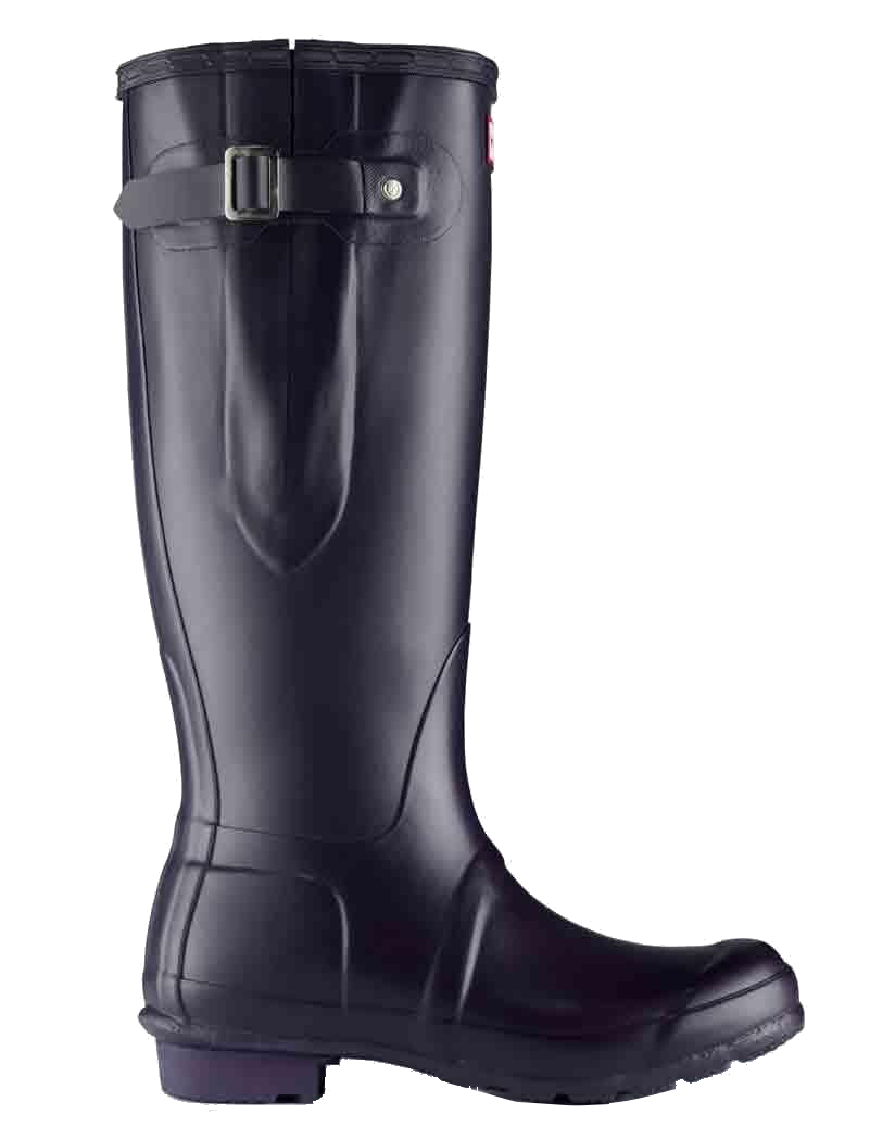 Сапоги Hunter Ladies Original Adjustable Welly Aubergine