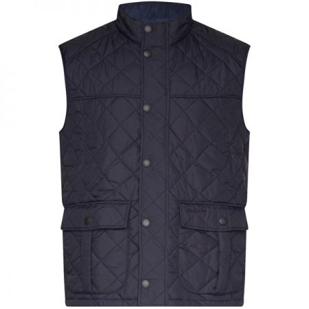 Жилет Barbour Explorer Quilted Navy