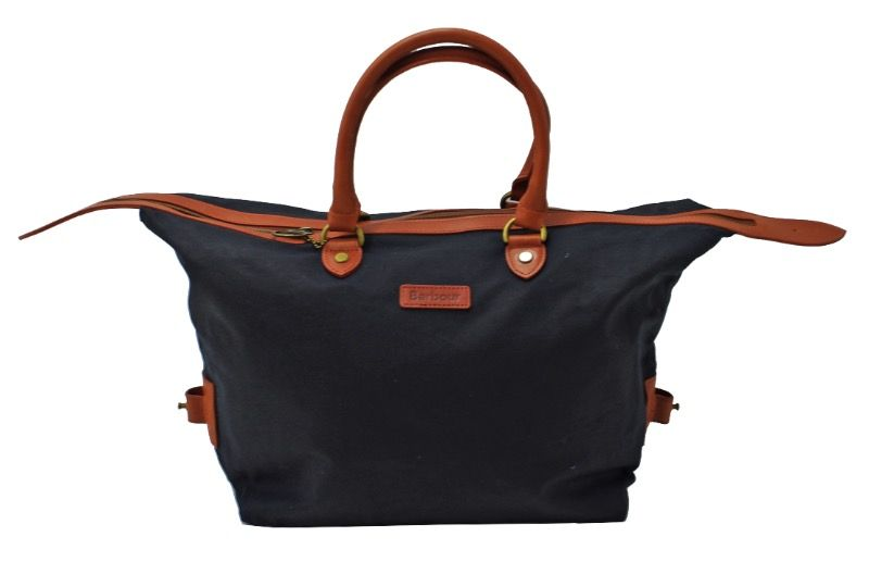 Сумка Barbour Floral Bloom Mini Holdall Navy