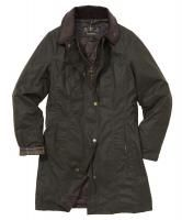 Куртка Barbour Belsay Wax Olive