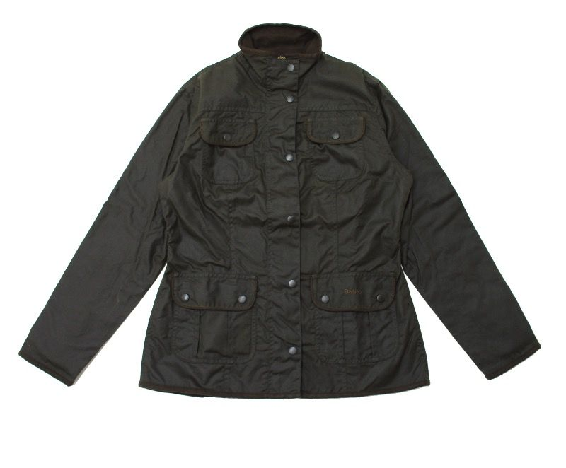 Куртка Barbour Ladies Utility Waxed Olive