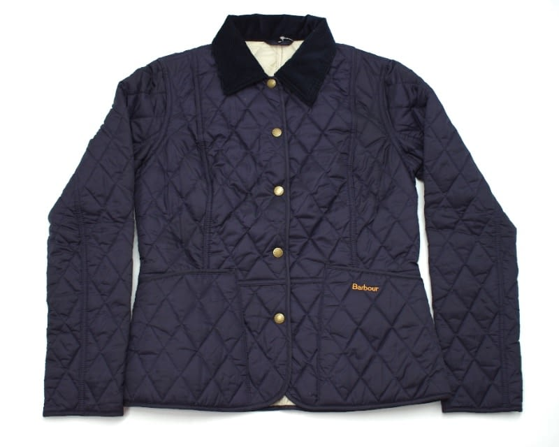 Куртка Barbour Ladies Summer Liddesdale Quilted Navy