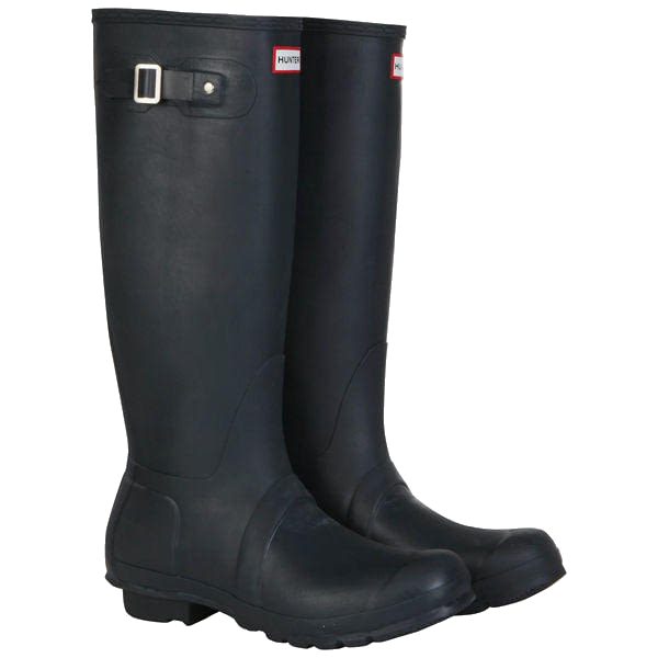Сапоги Hunter Orginal Adjustable Unisex Welly Navy