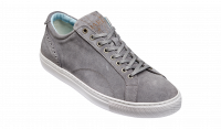 Сникерсы Barker Axel Sneakers In Grey uede