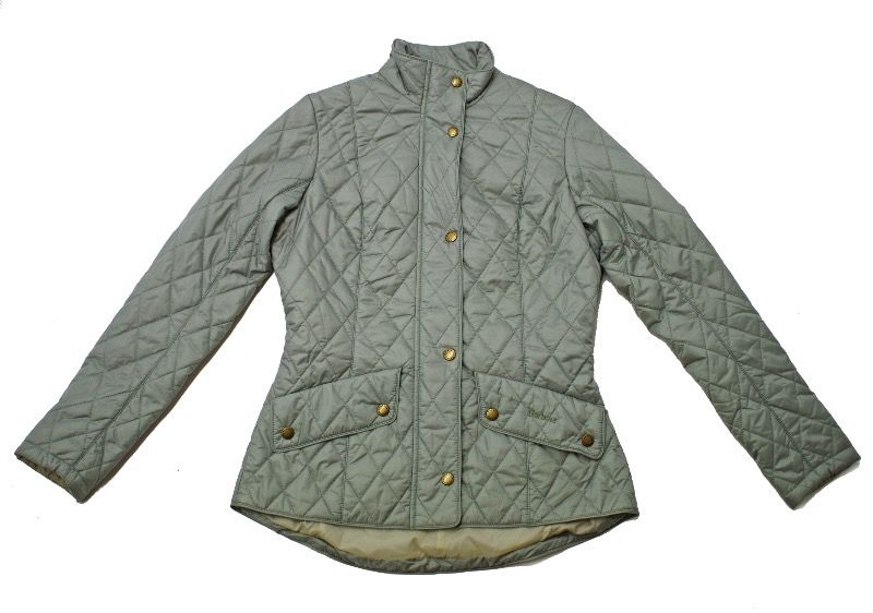 Куртка Barbour Flyweight Cavalry Quilted Green