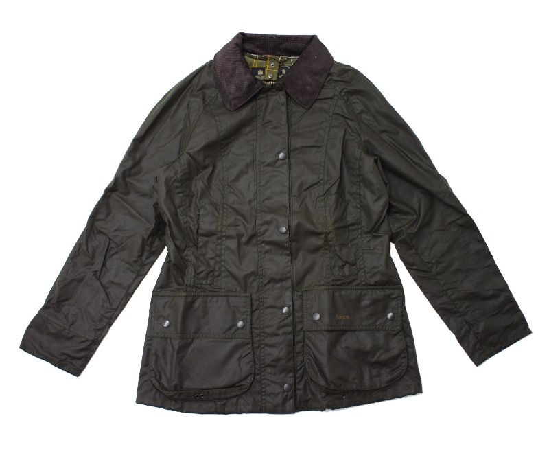 Куртка Barbour Classic Beadnell Waxed Olive
