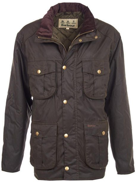 Куртка Barbour Winter Utility Wax Olive