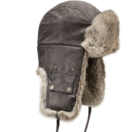 Stetson Unisex Waterboro Faux Fur Trapper Hat