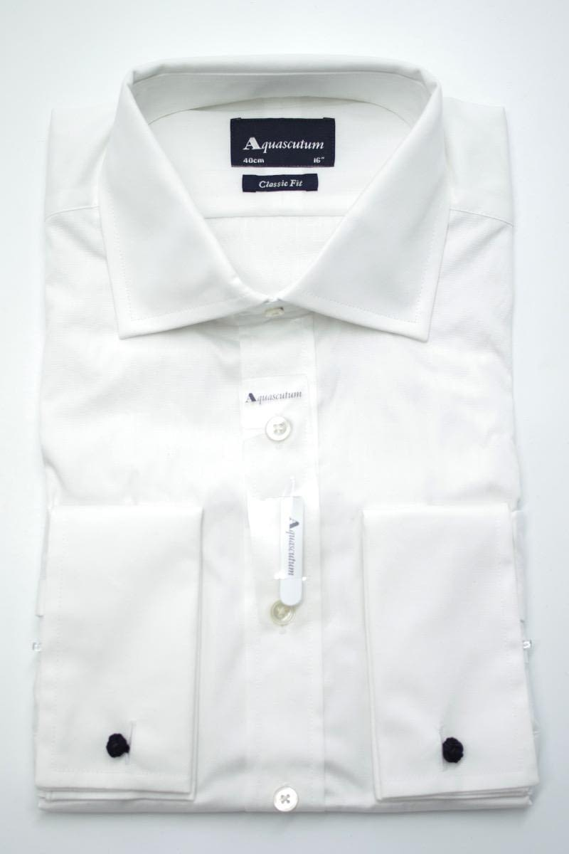 Рубашка Aquascutum Canterbury Formal White