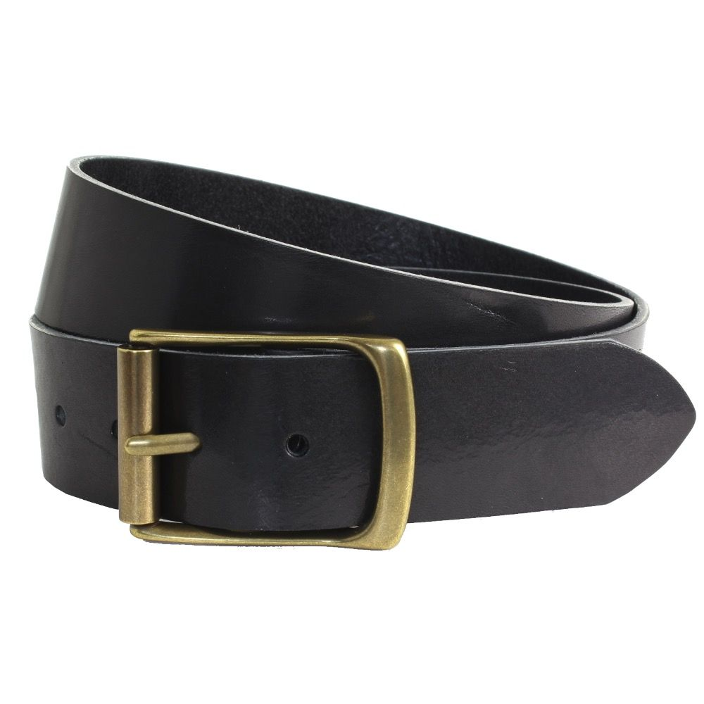 Ремень The British Belt Company Rollerston Black