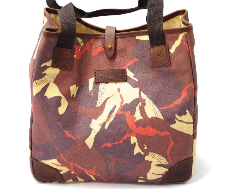 Сумка Barbour Challenger Shopper Camouflage