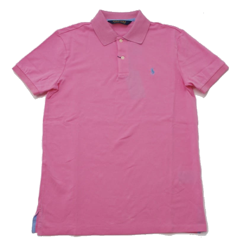Ralph Lauren Pro Fit Polo in Pink