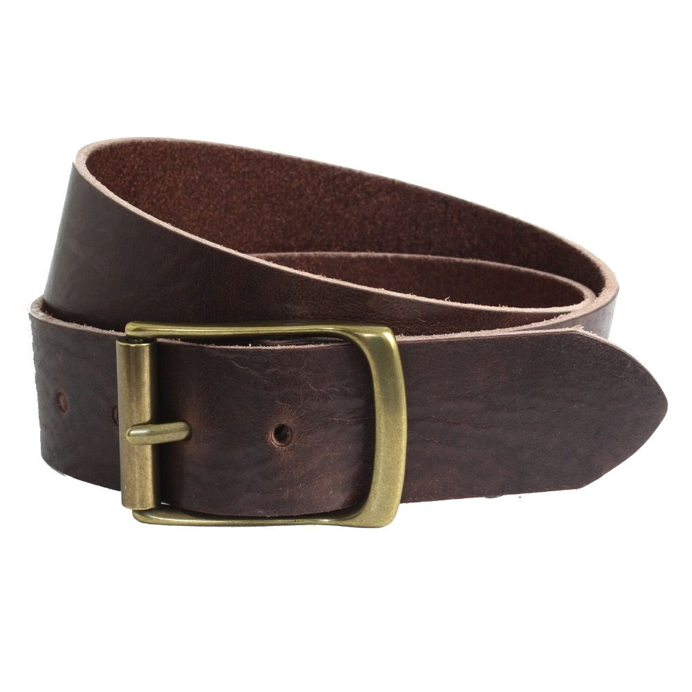 Ремень The British Belt Company Rollerston Brown