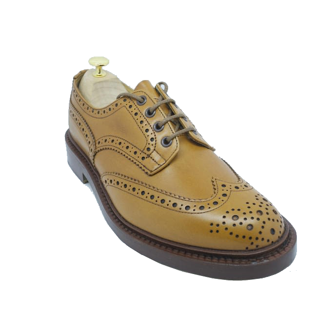 Броги Tricker's Bourton in Acorn Antique