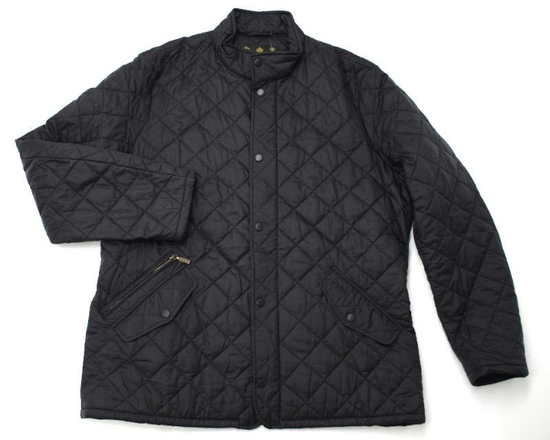 Куртка Barbour Flyweight Chelsea Quilted Black