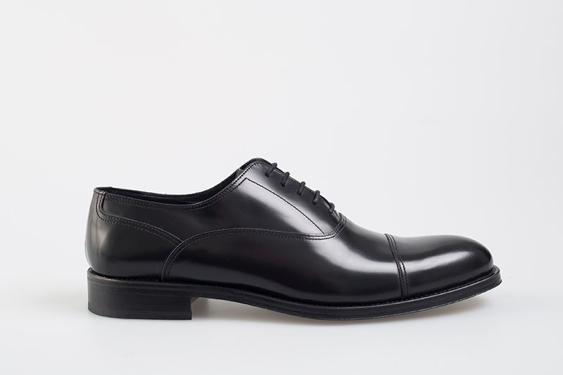 Туфли John White Kingsway Oxford Black