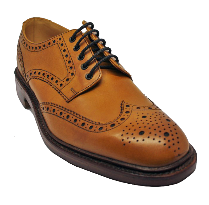 Броги Loake Chester Tan