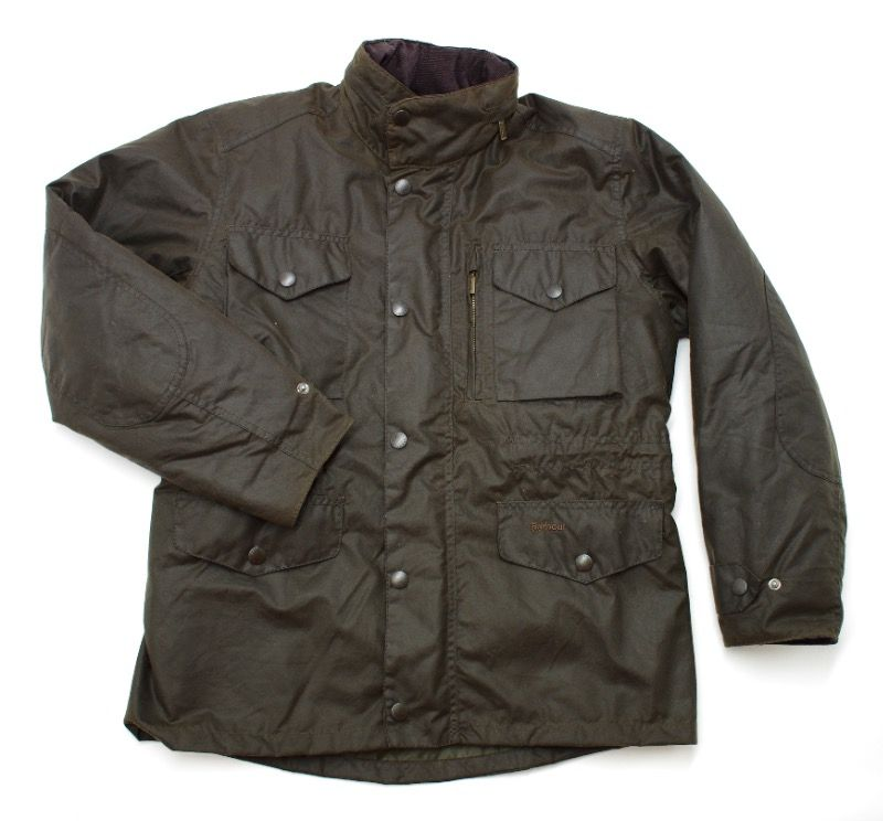 Куртка Barbour Sapper Waxed Olive
