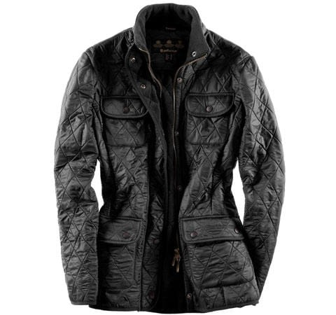 Куртка Barbour Ladies Utility Polarquilt Black