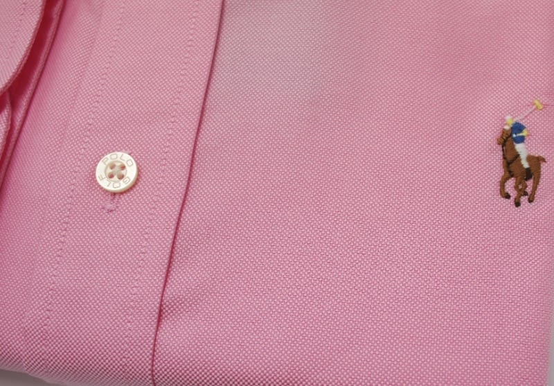 Рубашка Polo Ralph Lauren Estate Pink 0b006e20f0f7c