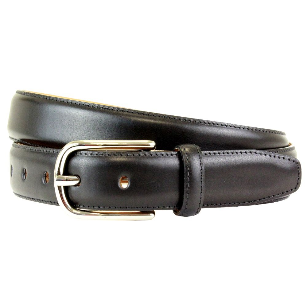 Ремень The British Belt Company Fairford Black