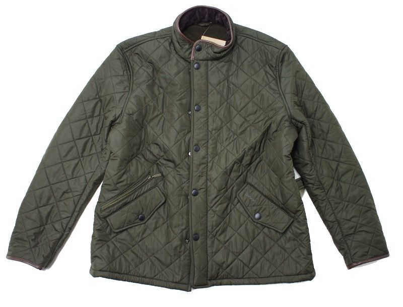 Куртка Barbour Powell Quilted Olive