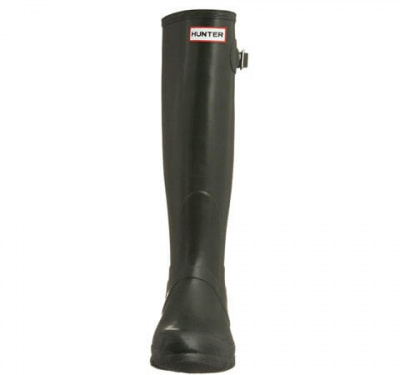 Hunter Original High Boot Unisex Welly Dark Olive