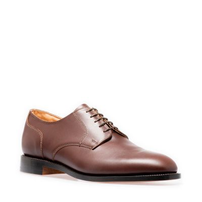 NPS Cameron Derby shoes in Brown