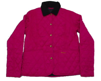 Barbour Ladies Summer Liddesdale Jacket in Pink