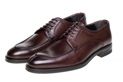John White Rialto Derby Shoes in Brown