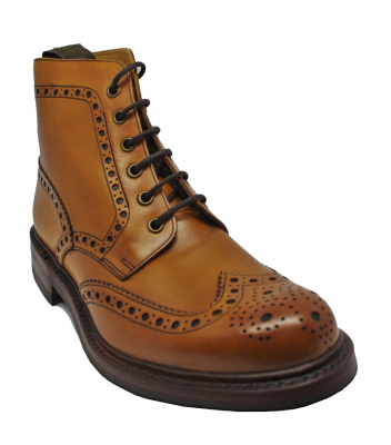 Loake Bedale Boot in Tan