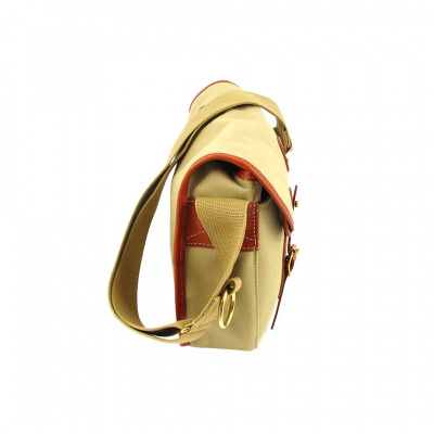 Chapman Troutbeck 14 Shoulder Bag in Khaki