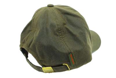 Barbour Waxed Sport Cap Olive