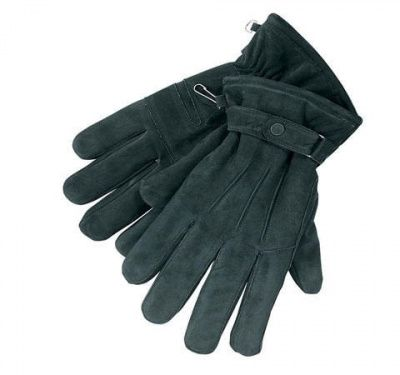 Barbour Thinsulate Gloves in Black