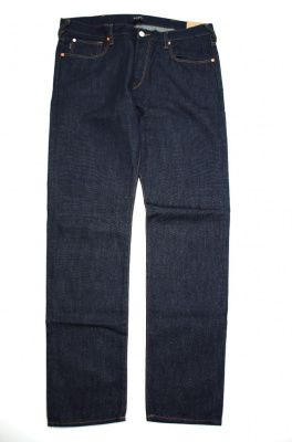 Paul Smith Taper Fit Jean in Dark Denim