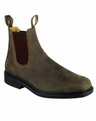 Blundstone 1306 Boot in Rustic Brown